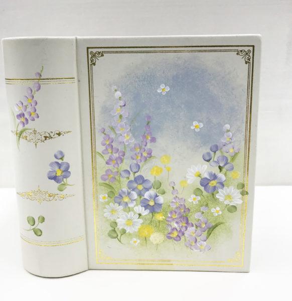 鈴木恵「Garden ブック型ジュエリーケースキット」