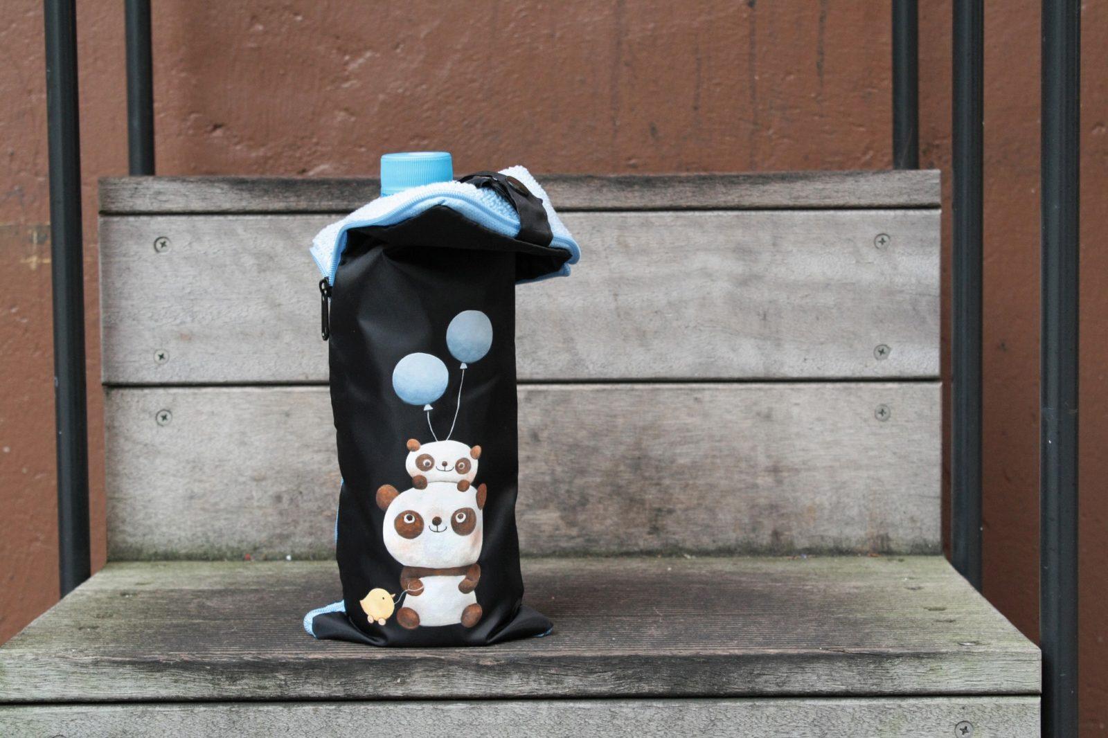 埜口智佳子さんデザインのボトルカバーキット